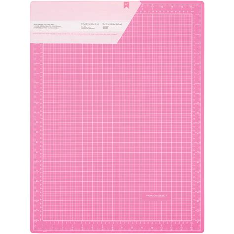 What Is Self Healing Cutting Mat by Pink Sided Self Healing Cutting Mat 18 Quot X24 Quot