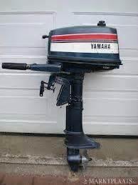 losse tank buitenboordmotor nakijken reparatie yamaha 2takt 4pk buitenboordmotor