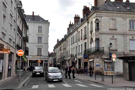 rue du commerce si鑒e social amboise et touraine balades tours la rue du commerce