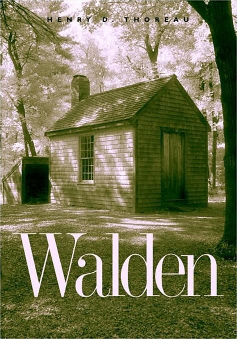 walden classic book walden or in the woods by henry david thoreau self