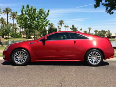cadillac cts coupe performance purchase used 2012 cadillac cts performance coupe 2 door 3