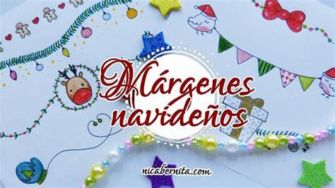 imagenes de navidad para decorar hojas bordes y m 193 rgenes para cuadernos y dibujos para tarjetas o