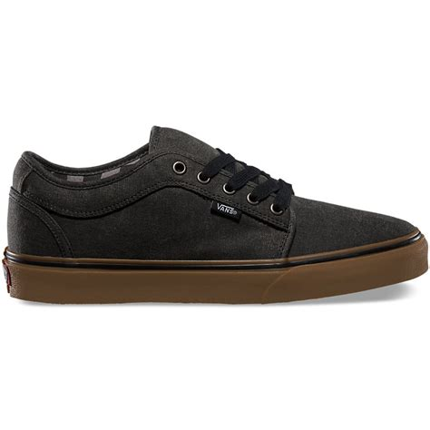 vans chukka low washed shoes