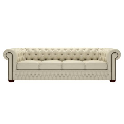 classic chesterfield four seater sofa timeless chesterfields