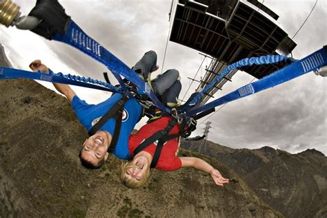 the nevis swing the nevis bungy and the nevis swing in queenstown my