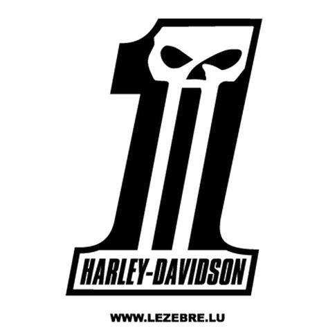 Harley Davidson Aufkleber Fürs Auto by Harley Davidson Dark Custom Decal
