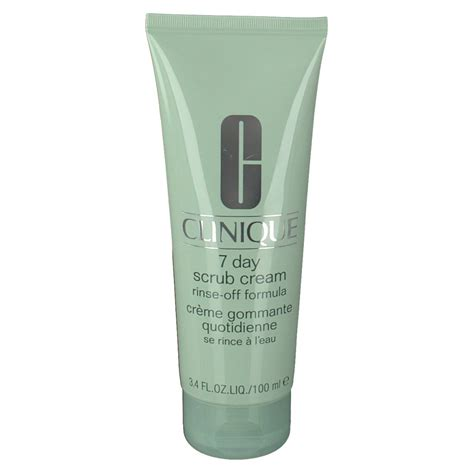 Clinique 7 Day Scrub clinique 7 day scrub rinse formula shop