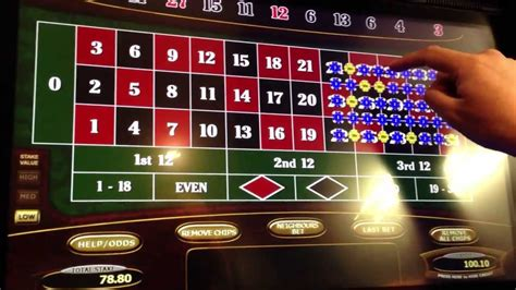 roulette machine tips - How To Win Money On Roulette Machine