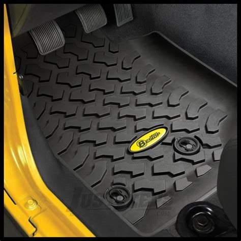 Jeep Floor Liners All Things Jeep Front Floor Liners For Jeep Wrangler Jk