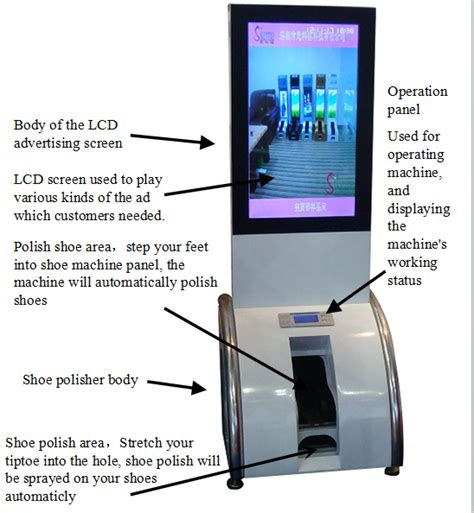 Schuhe Polieren Lassen by Advanced M 252 Nze Werbung Schuh Poliermaschine Mit