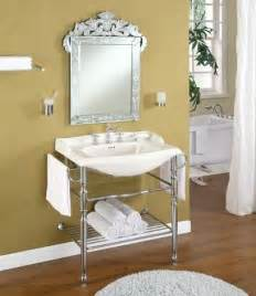 sink metal console home decorating ideas
