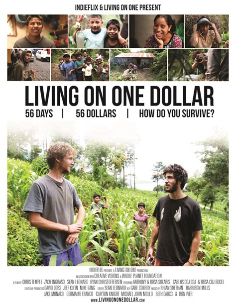 living on one dollar trailer documentary review living on one dollar the pioneer woman