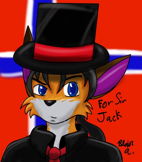 birthday present for sir jack by wrytergirl on deviantart