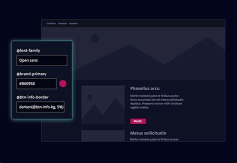 bootstrap themes with code bootstrap magic a tool for creating bootstrap themes