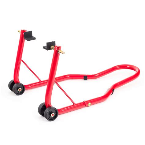 motocross bike stand warrior front and rear motorcycle bike paddock stand