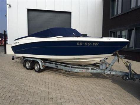 nieuwe speedboot mooie speedboot met trailer compleet nieuwe motor 280 pk