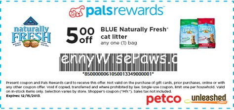 printable coupons for cat food and litter possibly free or very cheap cat litter with new high value