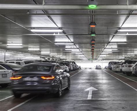 technology garage parking guidance systems from park assist