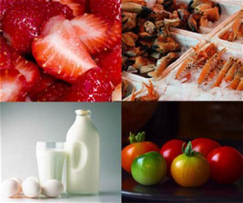 alimenti che provocano allergie intolleranze alimentari e aumento di peso