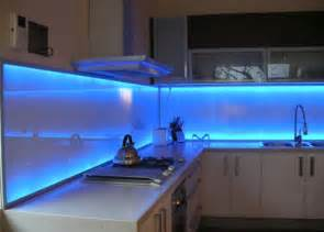 Blue Led Kitchen Lights 50 Kitchen Backsplash Ideas Interior Design Ideas