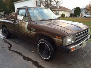 1983 toyota pickup longbed diesel 2wd 5 speed for sale