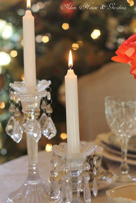 aiken house gardens romantic candlelight dinner