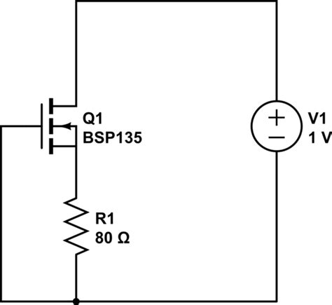 current limiting resistor mosfet mosfet current source current limiter request for review electrical engineering stack exchange