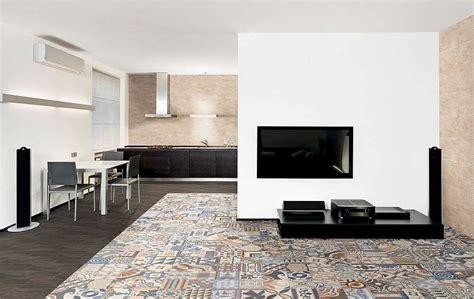 piastrelle per salone 25 idee di piastrelle patchwork per una casa moderna e