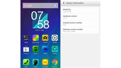 Lenovo Vibe Z Update Lenovo Vibe Z Kitkat Update Rollout Has Started With Malaysia