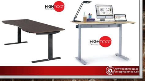 Desk School Dubai by How To Buy Ergonomic Desks In Dubai For Office Staffs