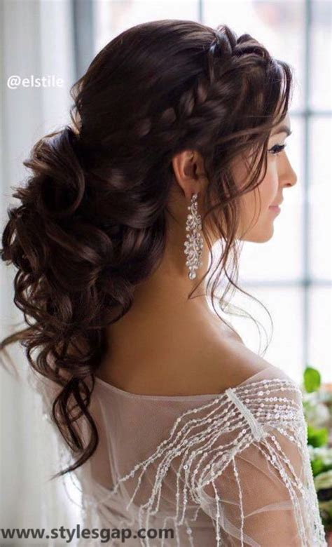 how to maintain your wedding hairstyle women hairstyles beautiful latest eid hairstyles collection 2017 2018 for women