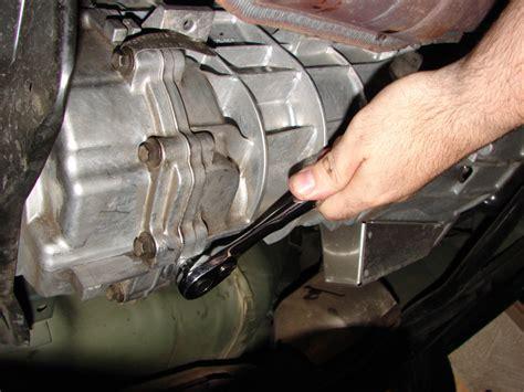 Bullitt Archive Mustang Transmission Fluid Change