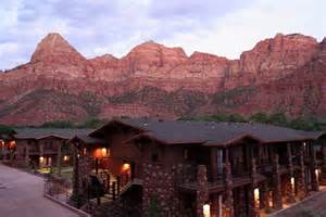 cable mountain lodge zion national park lodging springdale