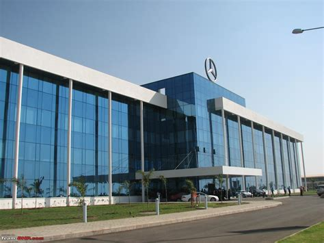 design center pune mercedes benz inaugurates new manufacturing plant in pune