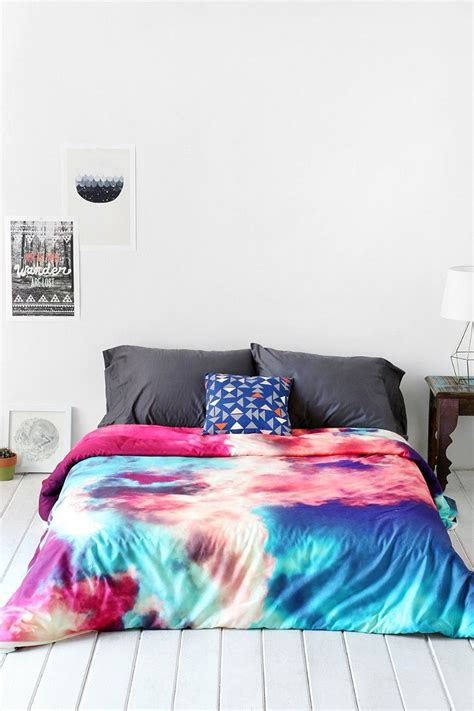 yin yang bedding caleb troy for deny yin yang painted cloud duvet cover