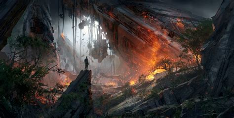 Wallpaper Titanfall 2, Artwork, Games, #7440