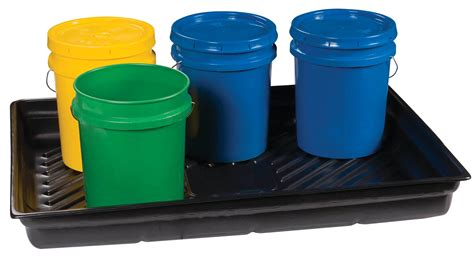 secondary containers for chemical storage spill containment trays containment trays secondary