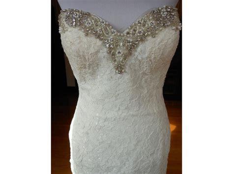 New Sevilla Dress pronovias sevilla 699 size 12 new un altered