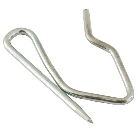 pin on drapery hooks pin hook pk 12 chrome free uk delivery terrys fabrics