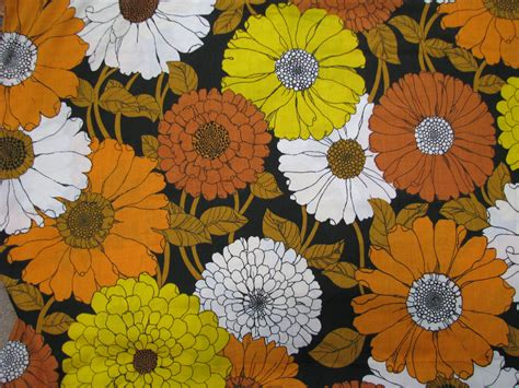 70s floral 70s print fabric search designe iii