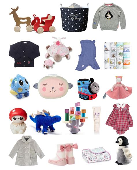 20 christmas gift ideas for baby s first christmas mummy