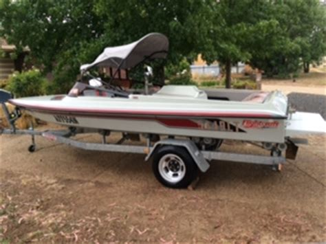 ski boat flightcraft 18xl registered until oct 14 - Ski Boats For Sale Wagga