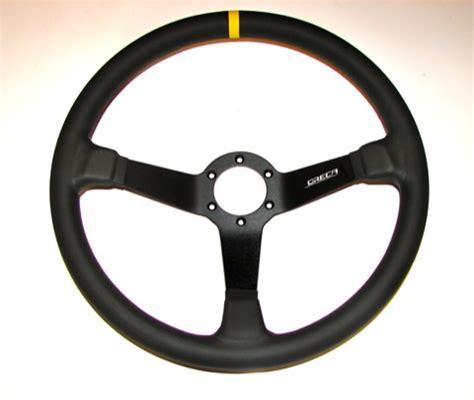 volante defender rrc volant oreca cuir noir lisse pour land rover