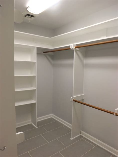How To Remodel A Closet | buckingham apex master bathroom remodel traditional