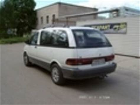 how make cars 1996 toyota previa navigation system service manual how petrol cars work 1996 toyota previa on board diagnostic system buy used