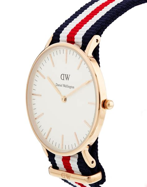 Daniel Wellington Classic Canterburry Dw00100030 daniel wellington classic canterbury at asos