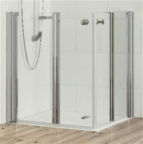 Half Height Shower Doors Half Height Shower Screens For Contour Akw Impey