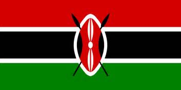 kenya flag colors alt flag republic of kenya by aliensquid on deviantart