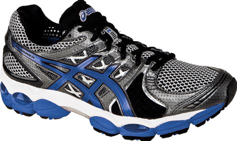running shoes mens asics gel nimbus 14 lightning royal 12