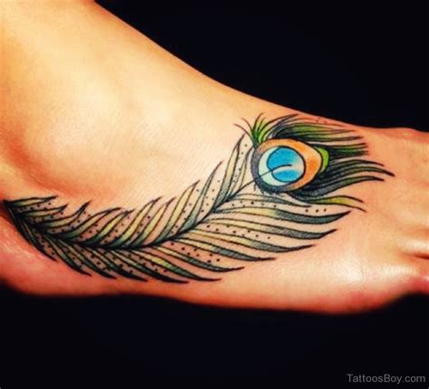 peacock feather tattoo feather tattoos designs pictures page 2